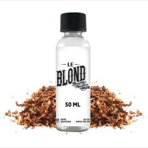 E-liquide LE BLOND 50ML - BOUNTY HUNTERS