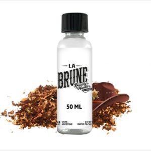E-liquide LA BRUNE 50ML - BOUNTY HUNTERS