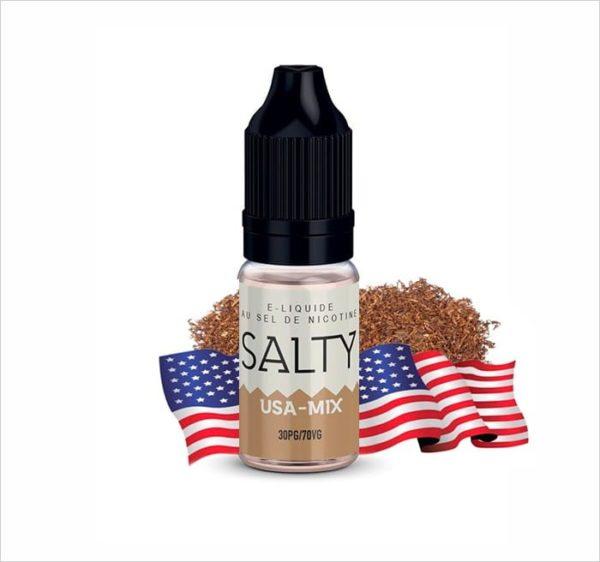 E-LIQUIDE USA-MIX - SALTY
