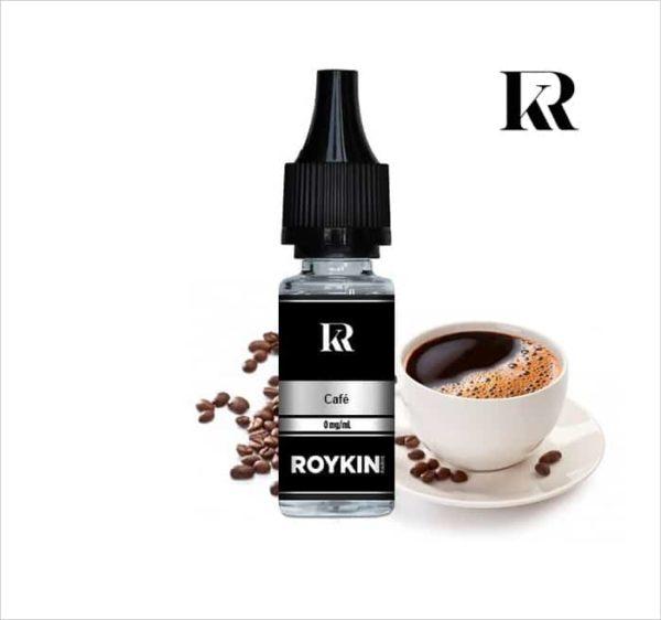 ELiquide CAFÉ - ROYKIN