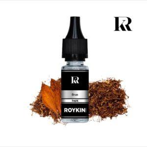 ELiquide CLASSIC BRUN - ROYKIN