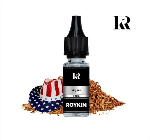 ELiquide CLASSIC VIRGINIA - ROYKIN