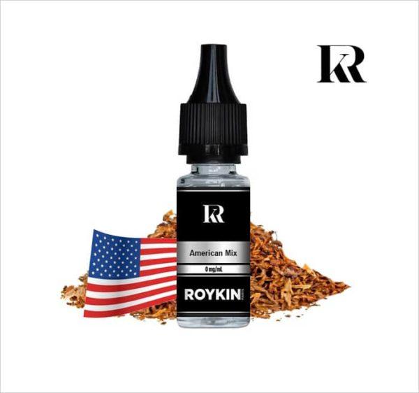 ELiquide AMERICAN MIX - ROYKIN