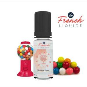 E-Liquide BUBBLE GUM SENSATION SAVOUREUSE - LE FRENCH LIQUIDE