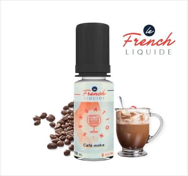 E-Liquide CAFÉ MOKA SENSATION SAVOUREUSE - LE FRENCH LIQUIDE