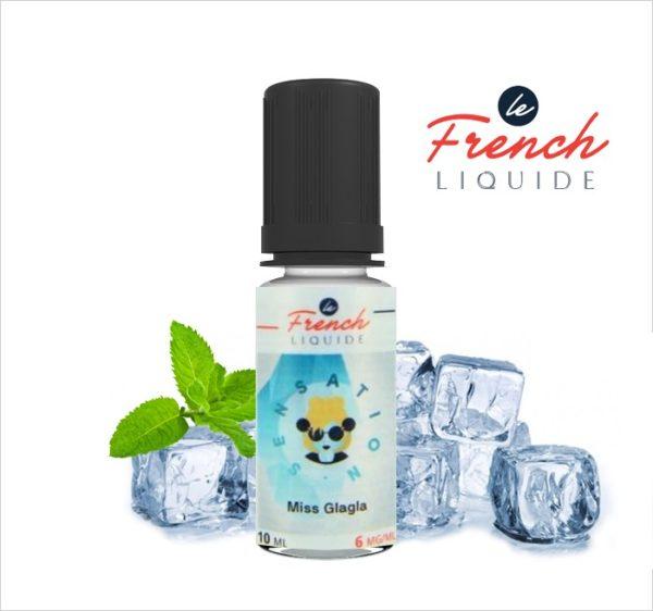 E-Liquide MISS GLAGLA SENSATION FRAICHE - LE FRENCH LIQUIDE