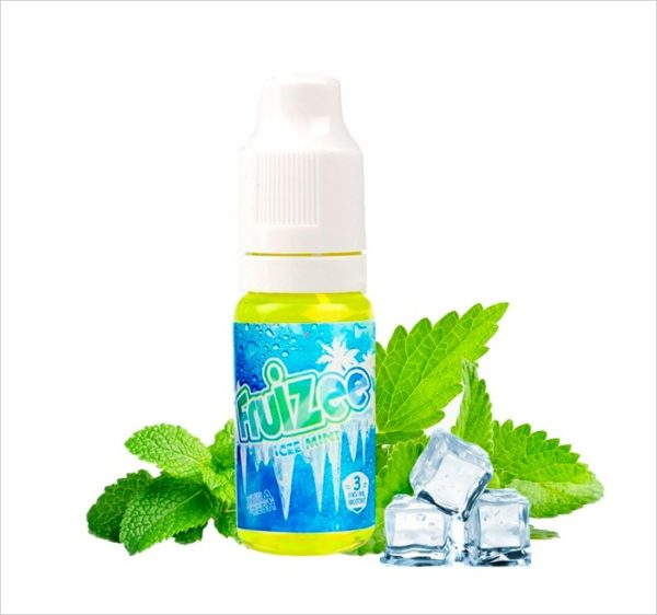 Eliquide ICE MINT - FRUIZEE