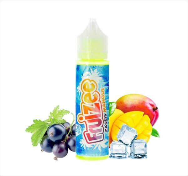 E-Liquide CASSIS MANGUE - FRUIZEE
