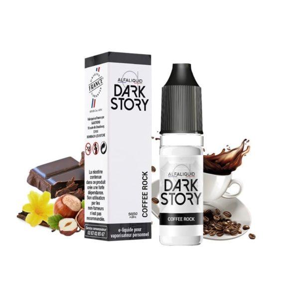 ELiquide COFFE ROCK - ALFALIQUID DARK STORY