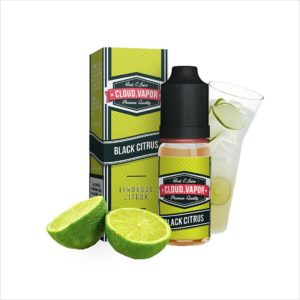 E-Liquide BLACK CITRUS - CLOUD VAPOR