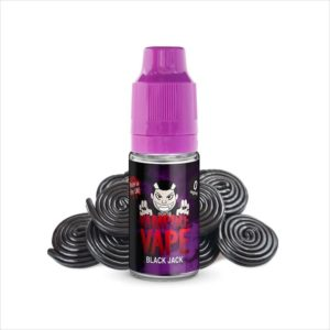 E-Liquide BLACK JACK - VAMPIRE VAPE
