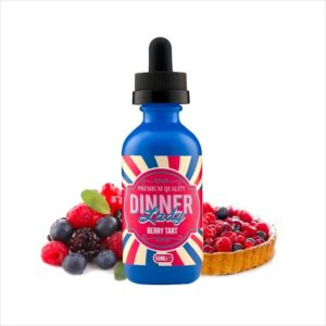 E-Liquide 50 ML BERRY TART - DINER LADY