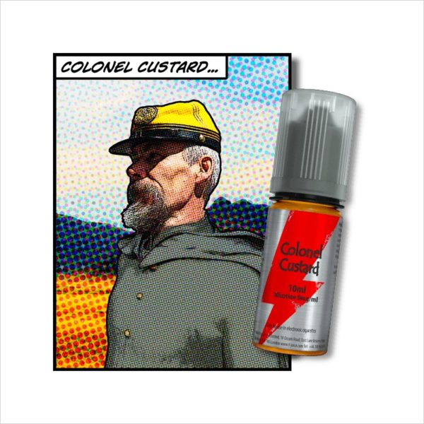 E-Liquide COLONEL CUSTARD - T-JUICE