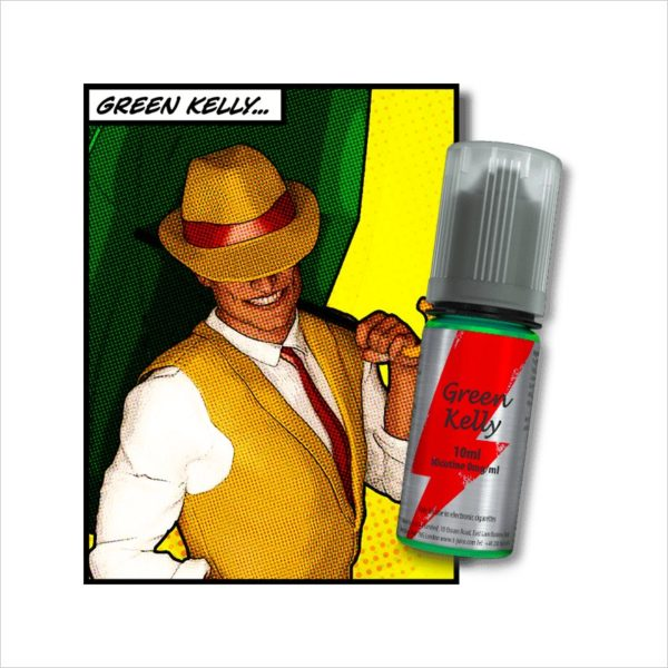 E-Liquide GREEN KELLY - T-JUICE