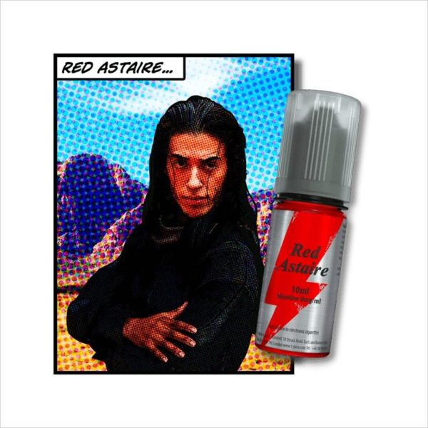 E-Liquide RED ASTAIRE - T-JUICE