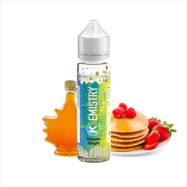 E-Liquide PANCAKE DELIGHT - KEMISTRY