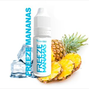 E-Liquide FREEZE MANANAS - Liquideo