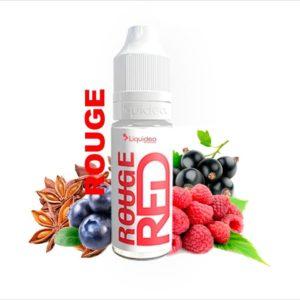E-Liquide LE ROUGE - Liquideo