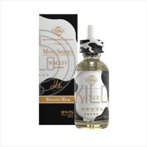 E-Liquide 50ML - BANANA MILK MOO SERIES - KILO ELIQUIDS