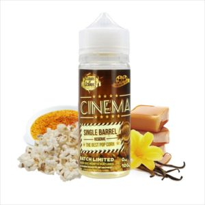 E-Liquide 100ML CINEMA RESERVE - CLOUDS OF ICARUS