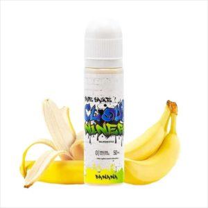 E-Liquide BANANA 50 ML - CLOUD NINERS