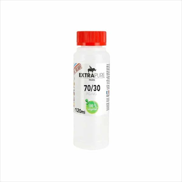 BASE NEUTRE  120ML 70/30 - EXTRAPURE