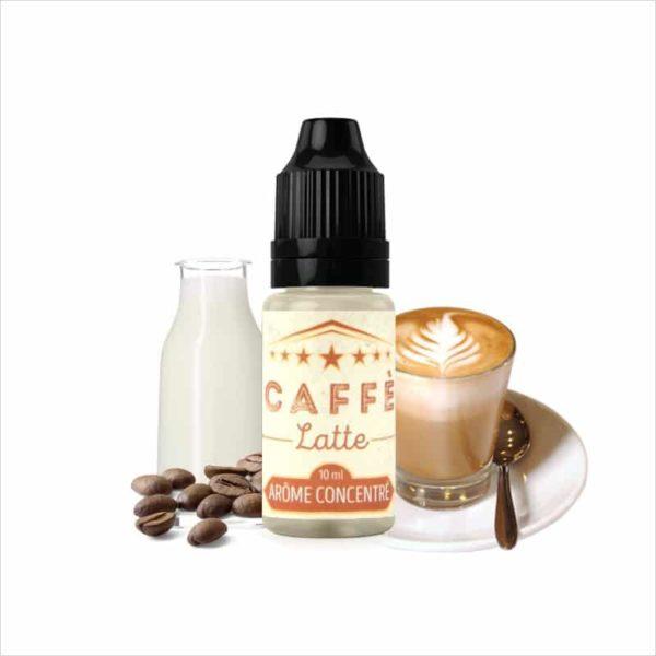 ARÔME CAFÉ LATTE 10ML - VDLV