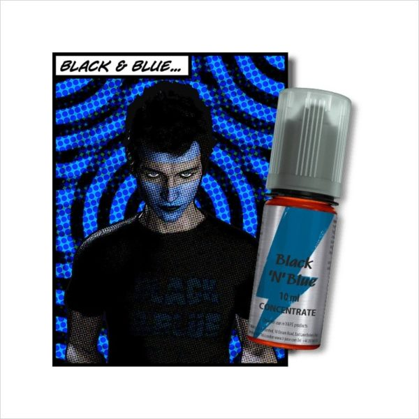 CONCENTRÉ BLACK N BLUE - T-JUICE