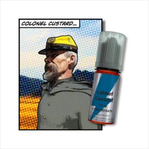 CONCENTRÉ COLONEL CUSTARD - T-JUICE