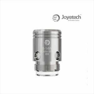 Résistance EX Stainless Steel 1.2ohm(5pcs) - Joyetech eliquide-DIY.fr