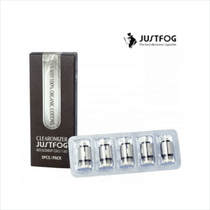Pack de 5 résistances Q16 - Justfog eliquide-DIY.fr