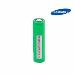Accu Samsung 25R 18650 2500 mAh eliquide-DIY.fr