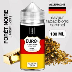"E-liquide "" ALLEMAGNE "" 100 ML - EUROLIQUIDE eliquide-DIY.fr"