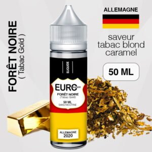 "E-liquide "" ALLEMAGNE "" 50 ML - EUROLIQUIDE eliquide-DIY.fr"