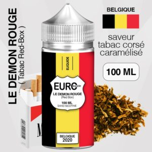 "E-liquide "" BELGIQUE "" 100 ML - EUROLIQUIDE eliquide-DIY.fr"
