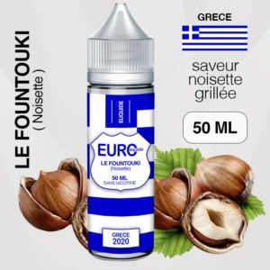 """E-liquide """" GRECE """" 50 ML - EUROLIQUIDE eliquide-DIY.fr"""