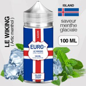 """E-liquide """" ISLAND """" 100 ML - EUROLIQUIDE eliquide-DIY.fr"""