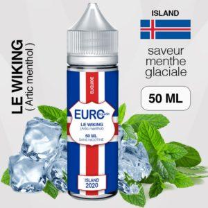 """E-liquide """" ISLAND """" 50 ML - EUROLIQUIDE eliquide-DIY.fr"""