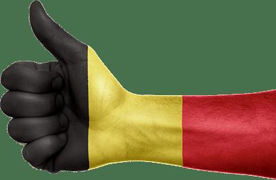 belgium drapeau