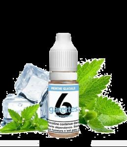 Eliquide 6garettes Menthe glaciale