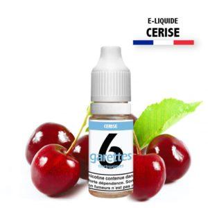 6garettes - E liquide Saveur cerise