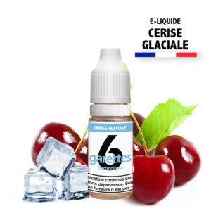 6garettes - E liquide Saveur cerise glaciale