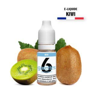 E liquide 6garettes saveur kiwi eliquide-DIY.fr