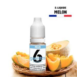 E liquide 6garettes saveur melon eliquide-DIY.fr