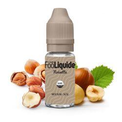 Fooliquide - E liquide goût noisette