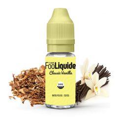 Fooliquide - E-liquide saveur vanille classique