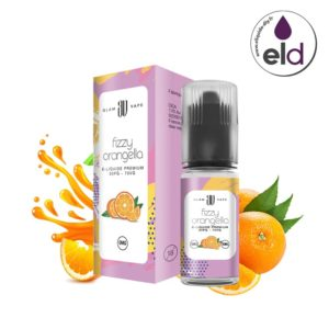 E-liquide FIZZY ORANGELLA Glam vape