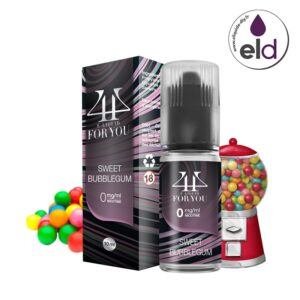 E-liquide 2€ SWEET BUBBLEGUM 4You eliquide-DIY.fr
