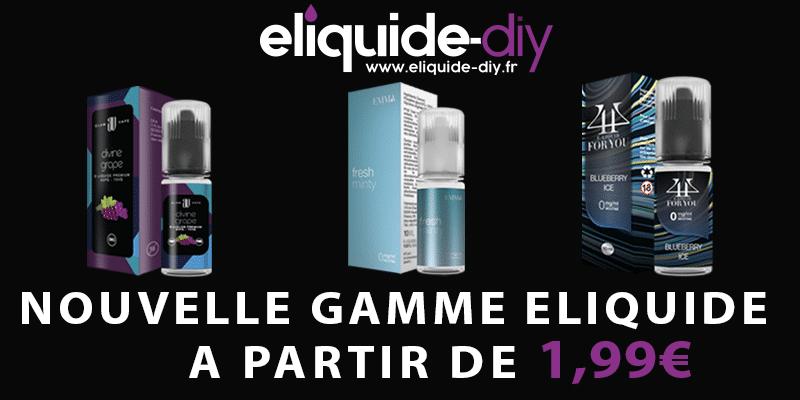 🧴 E-LIQUIDE PAS CHER A PARTIR DE 1,99€ 🧴