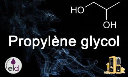 Propylène glycol : quelle est cette substance, ses particularités pour les e-liquides ?